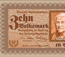 Volksmark (WWII Backwards)