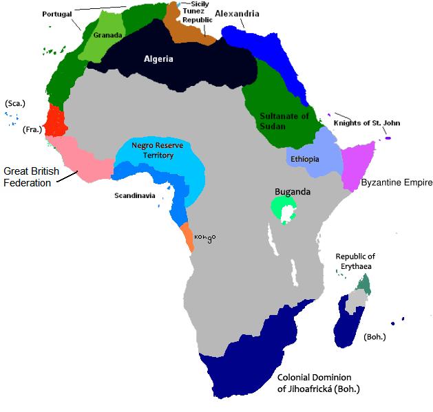 1815-Africa