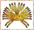 Inca coat of arms
