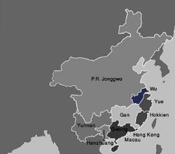 Map Wu (VegWorld)