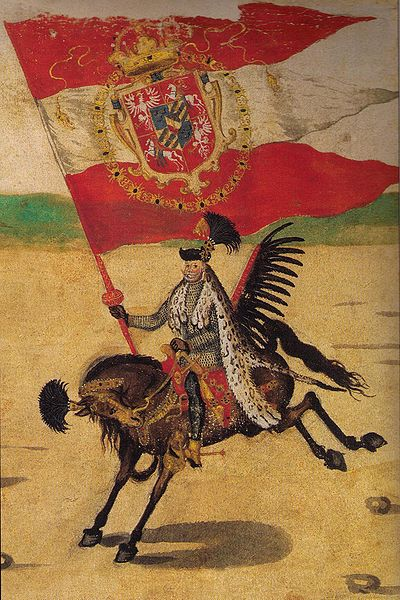 400px-Great Chorąży of the Polish Crown