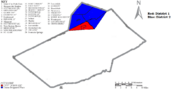 Schuylkill County Districts for Senate and House