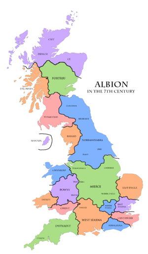 7th c albion