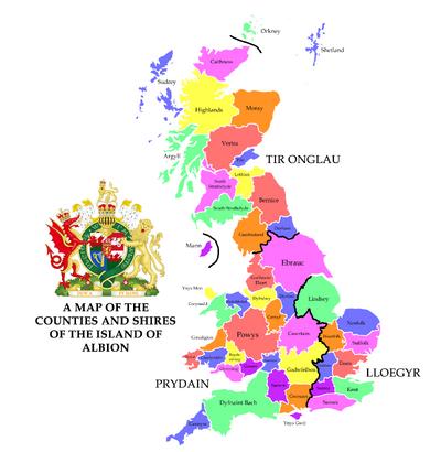 Britain (Fidem Pacis)