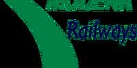 Modena Railways (1861: Historical Failing)