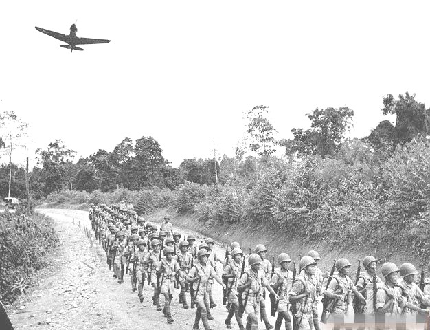 File:NRA marching and aircraft.jpg