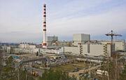 RIAN archive 305005 Leningrad nuclear power plant