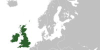 United Kingdom of Great Britain and Ireland (King of America)