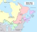 Eastern North America, 1838 (No Napoleon)