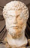 Gladiator bust