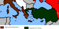 Mediteranean War (Eine Andere Straße)