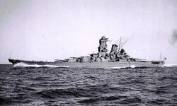 Japanese Battleship Superpowers