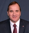 Stefan Löfven edited and cropped