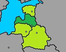 Latvia Map GNW