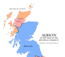 Arvorian conquest of Prydain (Fidem Pacis)