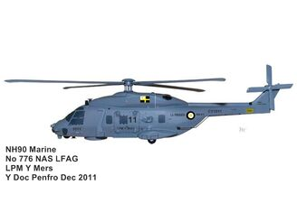 NH Industries NH90 Royal Netherlands Navy M3-2