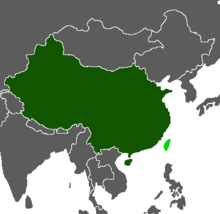 RD China Location