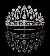 Diadem of Queen Kristina