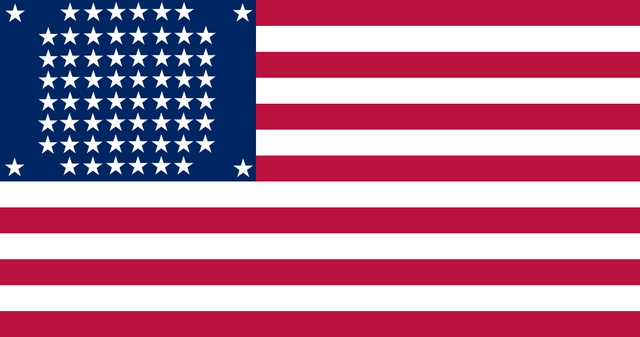 File:Flag of the United States (64 Stars).png