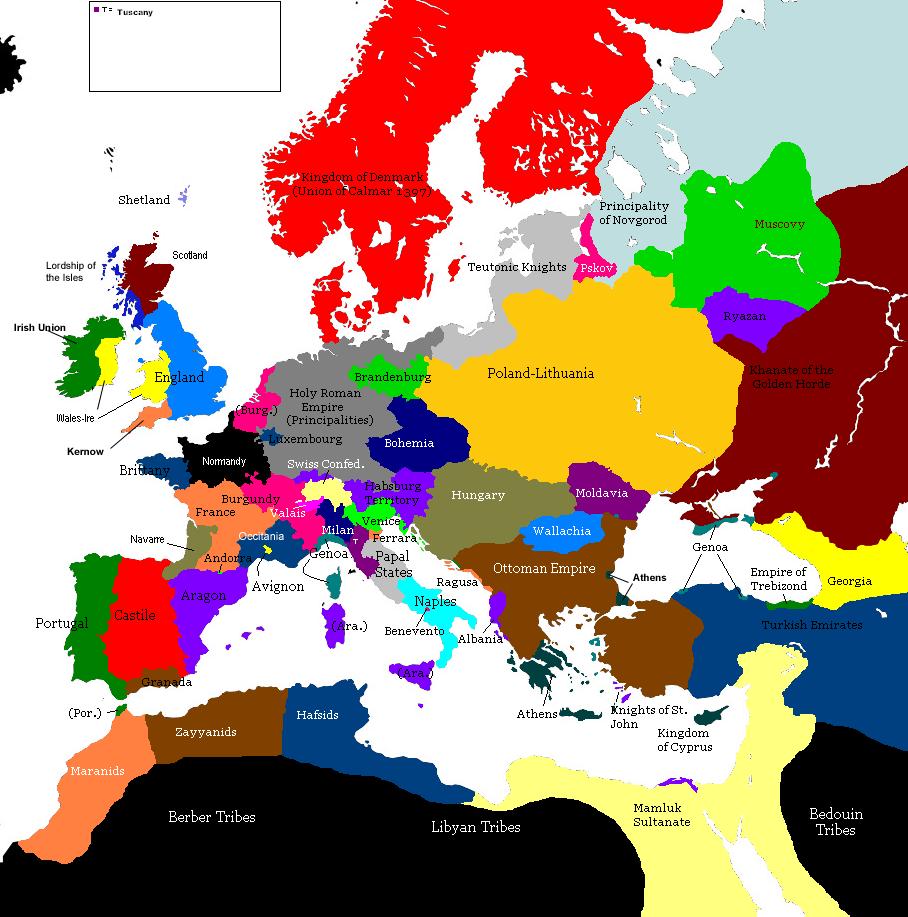 Europe 1430 6