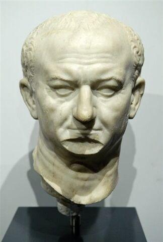 File:Vespasian Roman Bust.jpg