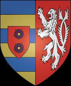 Coat of arms of Burgundy (Principia Moderni)