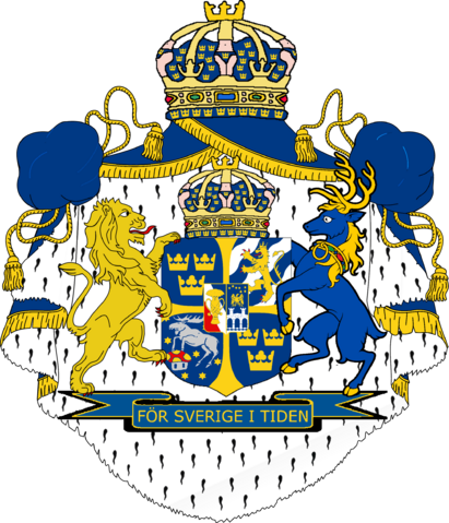 File:Coat of Arms of the Empire of Sweden by eric4e (IM=1895-1905).png