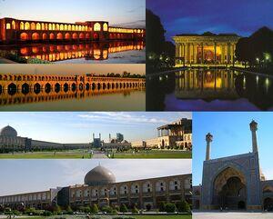 Esfahan Montage
