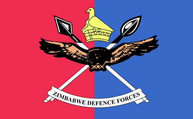 File:Flag of the Zimbabwe Defence Forces.png