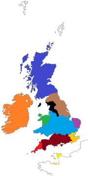 British Isles 1503