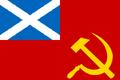 Flag of the Communist Scotland