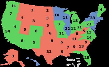 US Electoral 2000