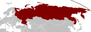 Location of Russia