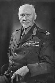 Smuts, 4th President of Rhodesia