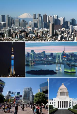 Tokyo Montage