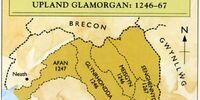 Principality of Morgannwg (Welsh History Post Glyndwr)