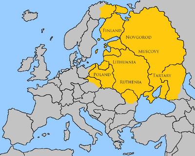 Lithuanian-Polish-Russian Commonwealth