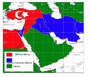 Alliances middleeast