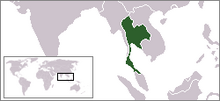 Location Thailand (TNE)