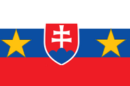 Flag of Trebisov and Košice