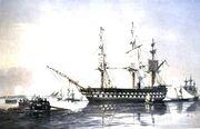 LPM Engiriol - Steam powered warship