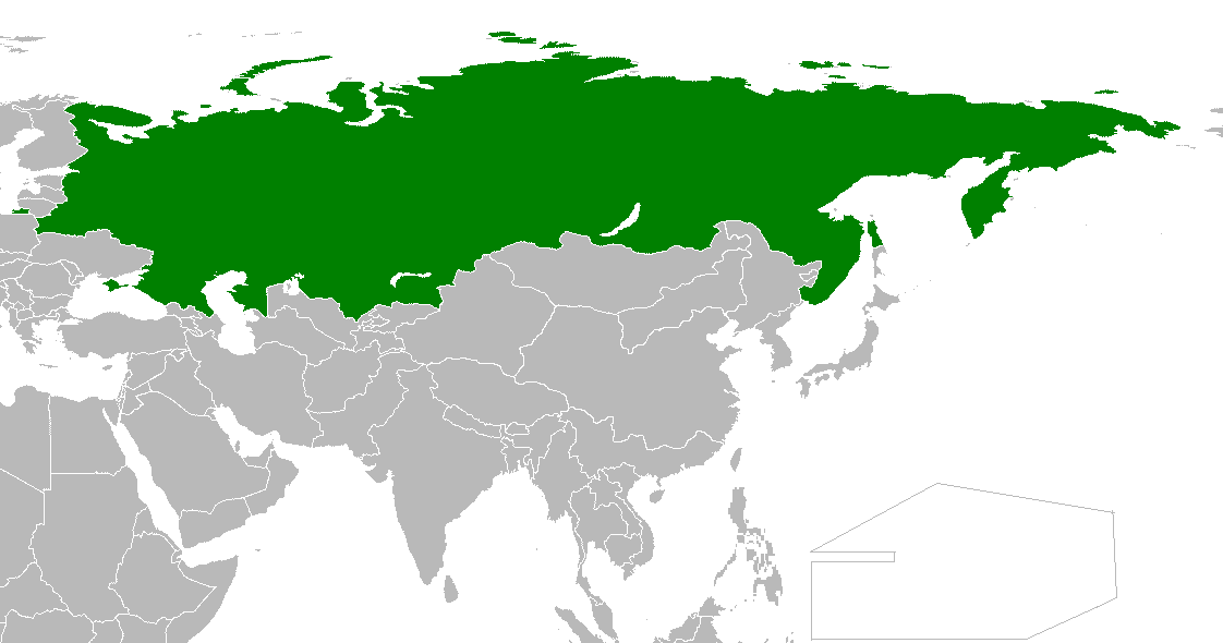 Image Location Of Russia Myomipng Alternative History - Russia location