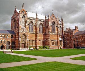Keble College, Oxford
