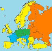 Europe - Impact Antartica