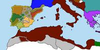Roman Empire (Fall of Constantinople 675AD)