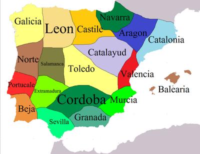 Spainsubdivisions