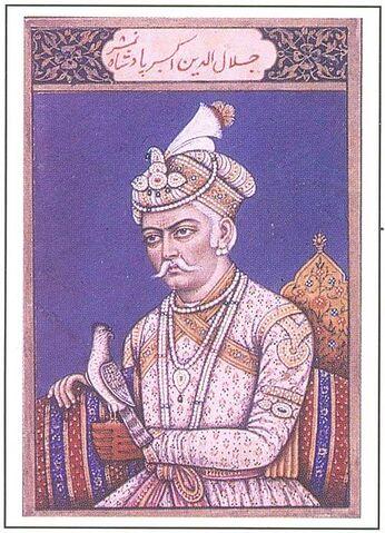 File:433px-Mughal akbar.jpg