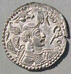 Coin Chandrajara I