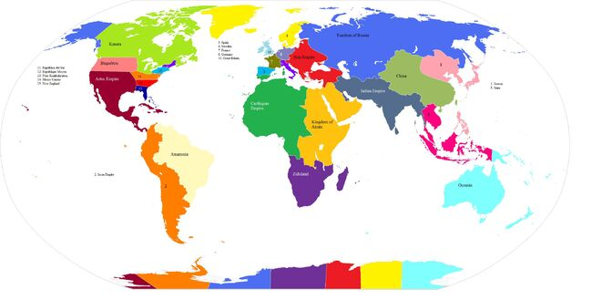 Map Contest Nova Roma