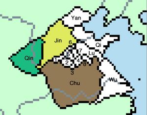 Grand Union China Map c. 675 BCE-1 copy